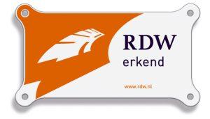 APK vergelijken RDW erkend